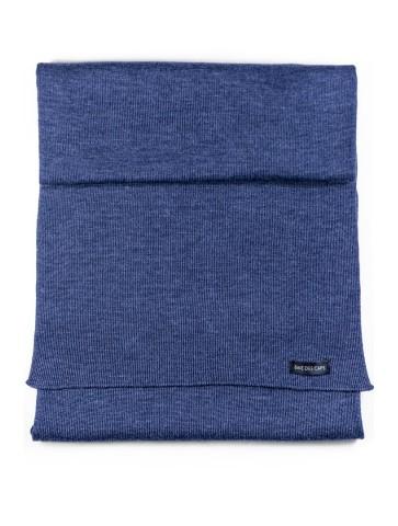 Echarpe - bleu jean 180 x 26 cm