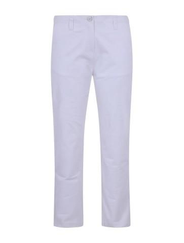 Pantalon femme Blanc CALAN