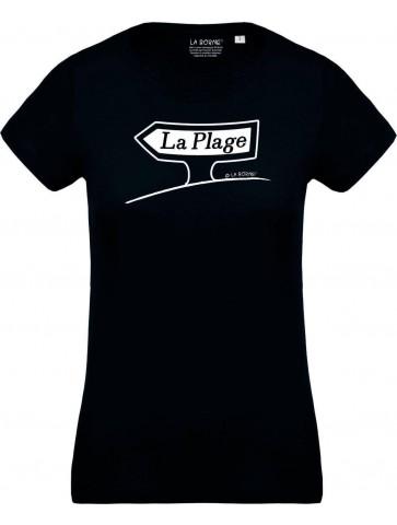 Tee-Shirt coton bio femme...