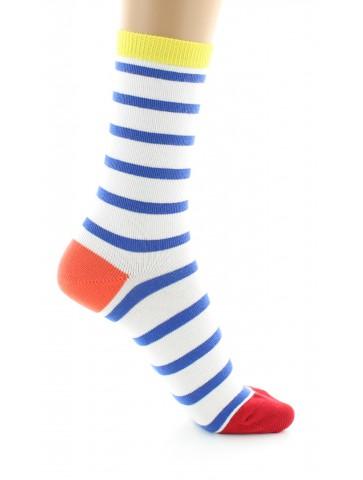 Chaussettes enfant coton...