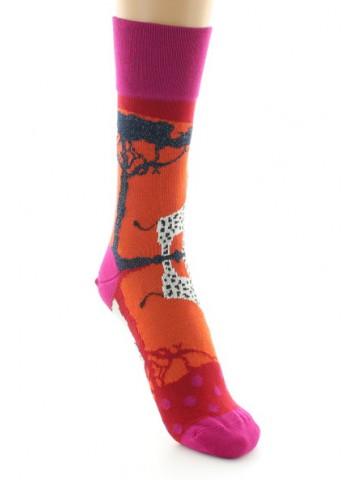 Chaussettes adulte La girafe