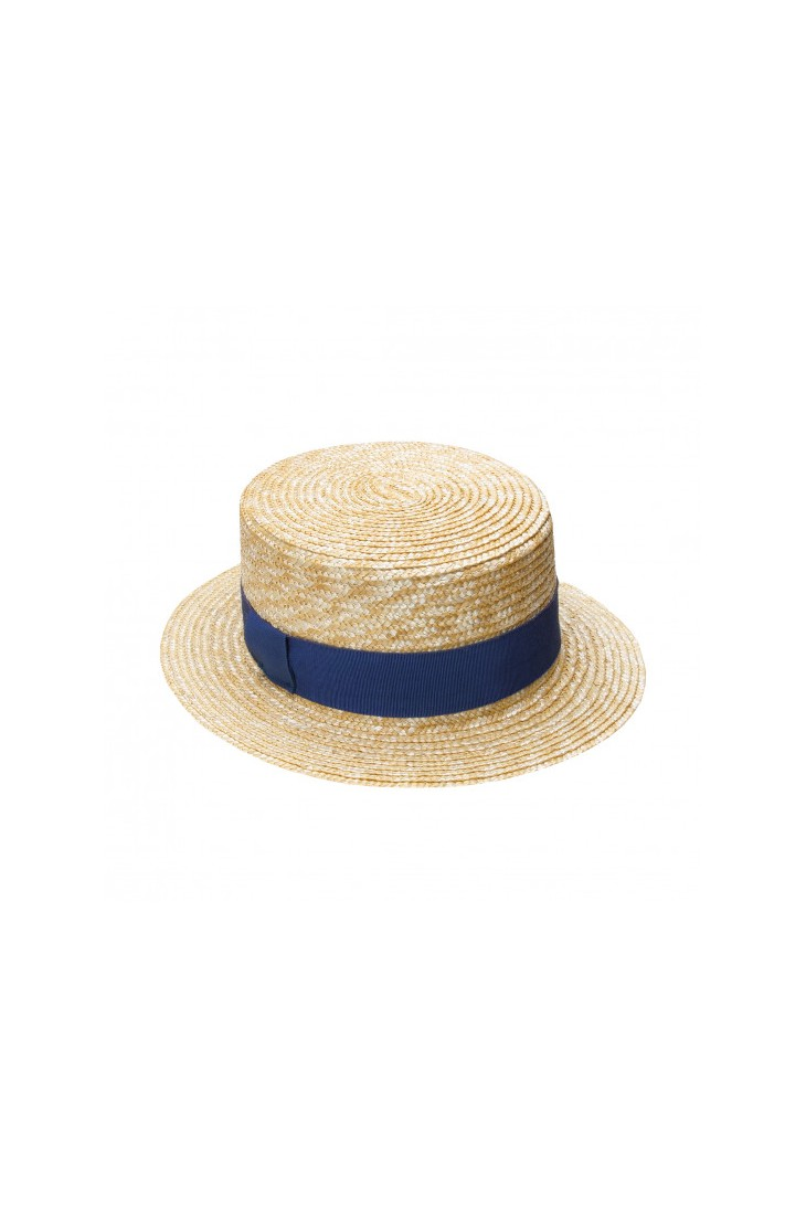 Chapeau canotier MADE IN FRANCE